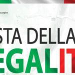 """Favara. Partita l'organizzazione della 12^ """"Festa della Legalità"""" in programma tra il 4 e l'8 maggio"""
