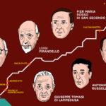 Morte Andrea Camilleri, il cordoglio della Strada degli Scrittori