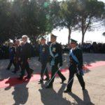 Agrigento. Cerimonia del giorno dell'unità nazionale e festa delle Forze Armate