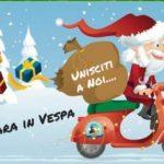 Favara. L'Otto dicembre ritorna la Seconda Edizione di Babbo Natale in Vespa