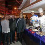Cittadella dell'artigianato, show cooking e attestati di partecipazione agli artigiani