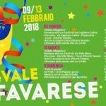Cultura. Dal 9 al 13 febbraio ritorna il Carnevale Favarese
