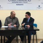 """Il Presidente di Confcommercio Francesco Picarella: """"Agrigento senza luminarie ed eventi """"E' una città triste""""."""