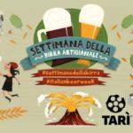 """La """"Settimana della birra artigianale"""" in Sicilia con eventi, degustazioni e appuntamenti nei pub."""