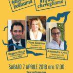 Politica. Domani allo Spazio Termos (Ag) incontro per raccontare #diventeràbellissima con l'on. Savarino