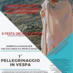 Favara. All'interno della Festa della Legalità 2018, il Primo Pellegrinaggio in Vespa