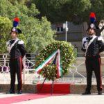 Villa Bonfiglio ad Agrigento, celebrazione 72° Anniversario Fondazione della Repubblica Italiana (FOTO)