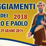 Favara. Da oggi iniziano i festeggiamenti in onore dei Santi Pietro e Paolo