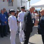 Porto Empedocle. Celebrata oggi la Festa Marina Militare Italiana