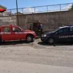 """27 enne agrigentino arrestato in flagranza per """"Rapina"""" ai danni di un vigile del fuoco."""