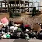 """Favara. """"La gente incivile scarica immondizia nella zona di Villa Ambrosini!""""- La denuncia dei residenti"""