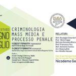 """Sicilia. A Pozzallo il 29 e 30 giugno importante congresso su """"Criminologia, mass media e processo penale"""""""
