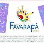 """Cultura. Sabato 30 giugno e domenica 1 luglio """"FavaraFà"""""""