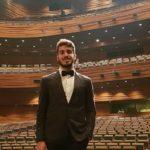 Cultura. Un nuovo importante traguardo per il pianista favarese Giuseppe Francolino