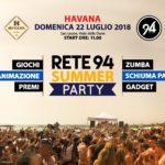 San Leone. Domenica 22 luglio ritorna il Summer Party di Radio Rete 94