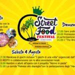 """Cultura. A Palma di Montechiaro 3-4-5 agosto, la seconda edizione di """"Street Food Festival"""""""