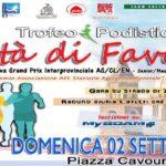 TROFEO PODISTICO CITTA' DI FAVARA – 2 SETTEMBRE 2018