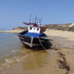 """Agrigento. L'associazione Mareamico: """"Ancora imbarcazioni arenate sulle coste agrigentine che producono inquinamento"""""""