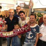 """San Leone. Nasce il Milan Club """"Paolo Maldini e Gennaro Gattuso"""""""