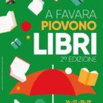 """Cultura. Dal 16 al 19 ottobre ritorna la manifestazione """"A Favara Piovono Libri"""""""