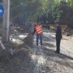 Allerta meteo rossa. Soccorsi e ricerche in tutta la provincia.  Salvato un disperso a Ribera (AG).  Due vittime a Cammarata (AG) trascinate via da una frana.
