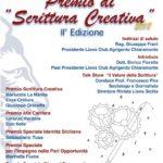 Cultura. Sabato 30 novembre il Premio Scrittura Creativa 2018. Premiati Chillura, Graceffa e La Manna