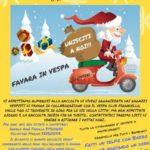"""Favara. Anche per il 2018 il Vespa Club si prepara il """"Babbo Natale in Vespa"""""""