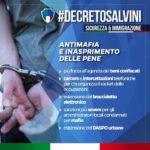 Politica. Domenica in Piazza Itria a Favara, il Circolo Lega parla del Decreto sulla sicurezza