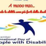 """Favara. Al Falcone Borsellino convegno: """"""""A modo mio… quando le abilità sono più forti delle disabilità"""""""