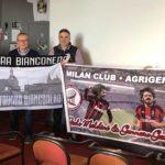 Sport. Aspettando Milan-Juve. Nella sede di Favara incontro pacifico tra Juventus official fan club e Milan Club Agrigento