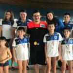 Nuoto. Riparte il campionato regionale MPS. Buona la prima per la nuoto Agrigento di Dessi'.