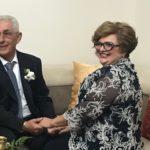 """Favara. Vincenzo e Antonia hanno festeggiato 50 anni di matrimonio (con l'obiettivo """"nozze di platino"""")"""