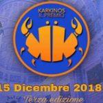 Cultura. Premio Karkinos 2018. Tra i premiati per la sezione Giornalismo e comunicazione il prof. Francesco Pira