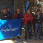 Protesta degli autisti Ncc, autisti davanti alle prefetture siciliane. Sit-in a Palermo, Catania, Ragusa e Siracusa