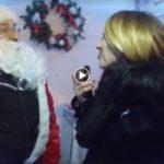 Favara. Si è inaugurata ieri pomeriggio la Casa di Babbo Natale. Le nostre interviste
