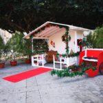 Favara. Si inaugura oggi la Casa di Babbo Natale in Piazza Cavour