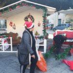 """Favara. L'assessore Rosanna Pecoraro: """"Si continua ad arredare la Piazza Cavour e a breve la presentazione degli eventi natalizi"""""""
