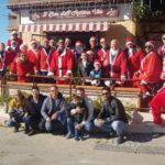 Cultura. Grande successo per il Babbo Natale in Vespa a Villaseta