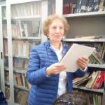 """Favara. Va in pensione Giovanna Caramazza, da tutti conosciuta come """"La signora della Biblioteca"""""""
