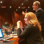 """Politica. Grande partecipazione ad Agrigento al convegno """"Rifiuti da emergenza a risorsa"""" con il Presidente Musumeci"""