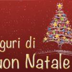 Auguri di Buon Natale dalla redazione di Favaraweb. A Voi il nostro GRAZIE!