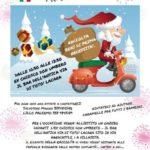 Cultura. Domenica 23 dicembre a Villaseta ci saranno i Babbo Natale in Vespa
