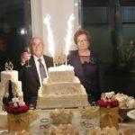 Favara. Festeggiano 50 anni di matrimonio i coniugi Mancuso