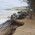 MareAmico. La forza del mare ha aggredito ancora la spiaggia di Eraclea Minoa