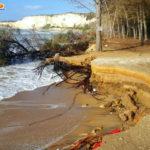 MareAmico. Peggiorano le condizione della spiaggia di Eraclea Minoa