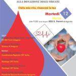 Aragona. Incontro di informazione e sensibilizzazione alla donazione degli organi