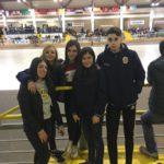 """Campionati italiani indoor di pattinaggio. Si fanno onore gli atleti dell'Asd """"Grifoni Concordia"""""""