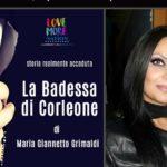 """Castello Chiaramonte. Presentazione del libro """"La badessa di Corleone"""", in favore della ricostruzione di Villa Ambrosini"""