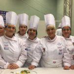 Le sarde a Beccafico 2.0 delle lady-chef agrigentine, cooking show alla mandorlara 2019