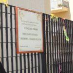 """Favara. Questa mattina all'Istituto """"G. Guarino"""" si è inaugurato il parco giochi intitolato alle sorelline Bellavia. Le nostre video interviste"""